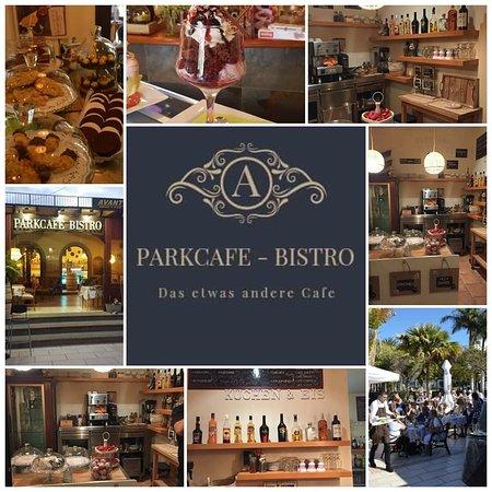 Parkcafe San Agustin: Come and enjoy your time