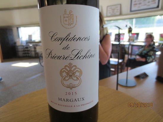Viking Forseti: A nice bottle of wine