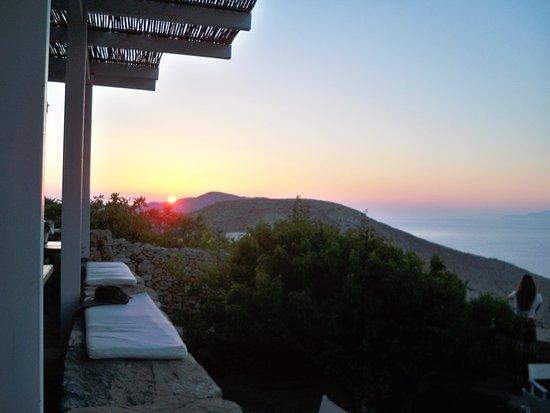 Galileo: Sunset, Rakentia, Folegandros