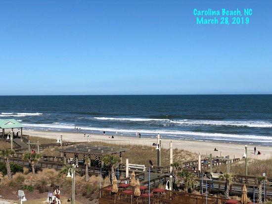 the boardwalk the beach and the ocean picture of carolina beach rh tripadvisor com