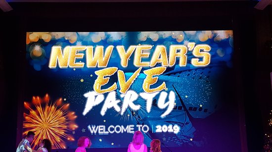 Norwegian Escape: NYE Party at the H2O