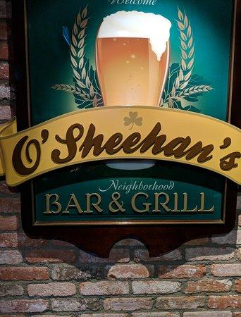 Norwegian Escape: O'Sheehan's 24 hour rest and bar