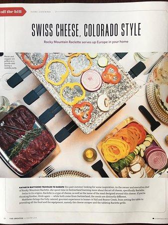Vail Lifestyle Magazine