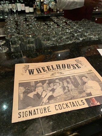 Regal Princess: Wheelhouse Bar