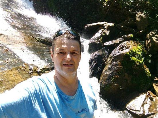 Congonhal: Cachoeira 15 Quedas