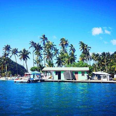 Britannia: St. Lucia