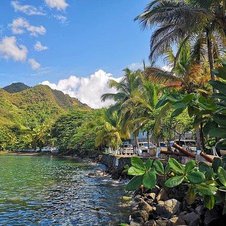 Britannia: St. Vincent & The Grenadines (Pirates of the Caribbean film set location)