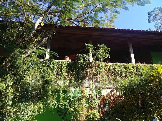 Hotel Las Gardenias: El restaurante