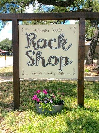 Pedernales Peddler Rock Shop