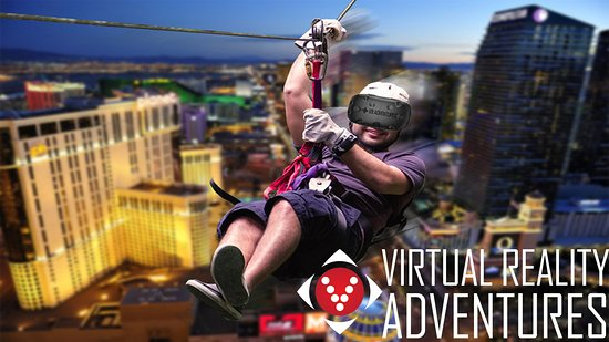 FREE FALL / ZIPLINE This awesome experience has you ziplining and free falling from high over Las Vegas. The final question is…can you take the plunge? Don't be scared of heights...