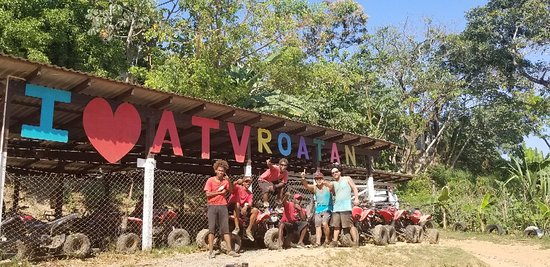 ATV Jungle Tours Roatan