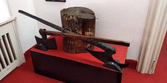 Museum Of torture: Medieval forms of torture...