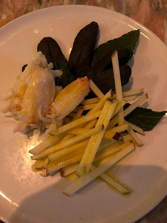 ARC Dining: spanner crab