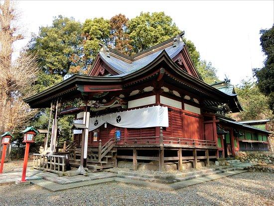 Shimonokuni Isshayawatamiya Kadotainari Shrine