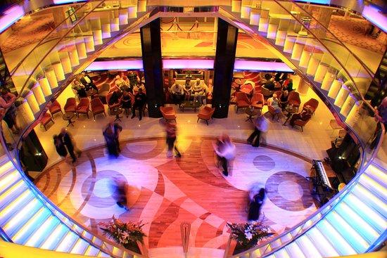 Ventura: Dancing in the Atrium
