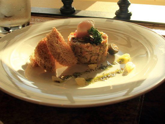 Ventura: Starte from The Glasshouse food and wine pairing menu