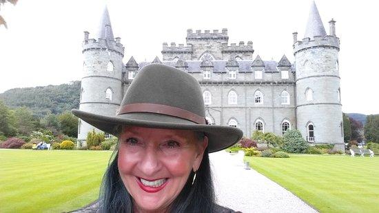 Royal Princess: Princess Shore Excursion of INVERARAY CASTLE in Scotland