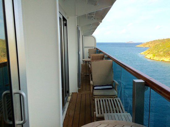 Royal Princess: Side by side open balconies suites with friends NO ROOM
