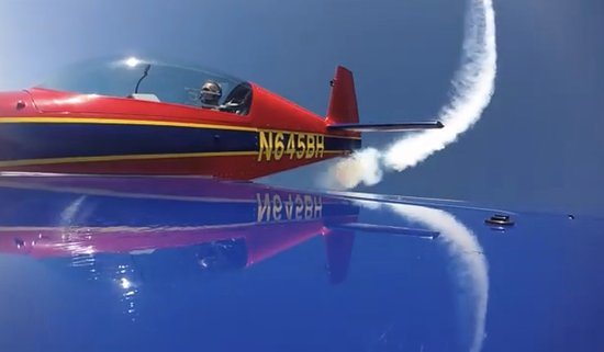 Extreme Thrill Rides: Smoke on!
