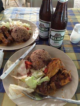 Norwegian Pearl: Lunch in Belize, River Cruise & Ruines (amazing)