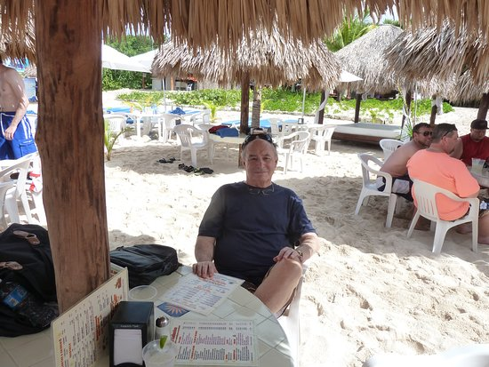 Eurodam: Mr. Sanchos in Cozumel