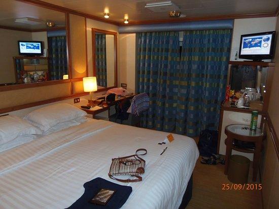 Azura: Our cabin