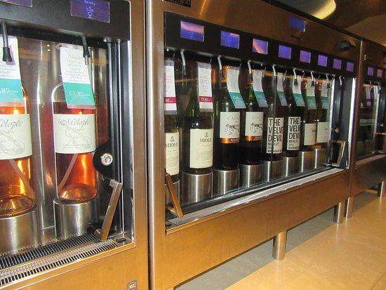 Ventura: Wine eomatic system