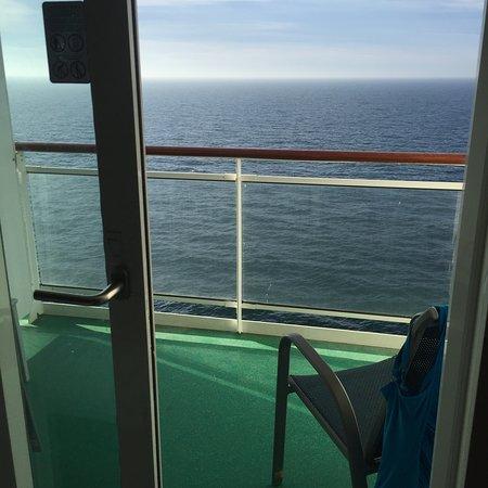 Norwegian Epic: Balcony