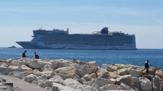 Norwegian Epic: The Epic from the port of marseille