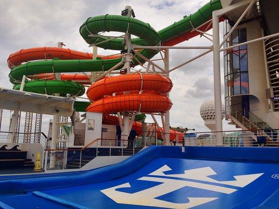 Liberty of the Seas: Slides