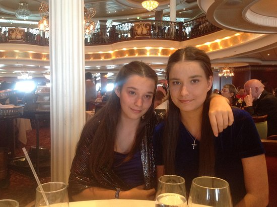 Independence of the Seas: Yep. Eating again.
