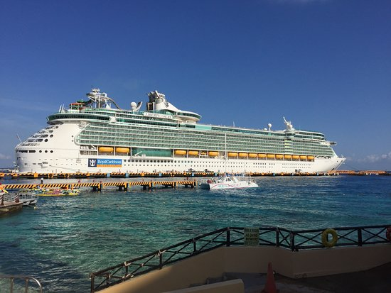 Liberty of the Seas: A beautiful ship if only managed better