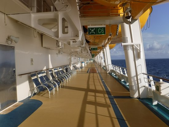 Liberty of the Seas: Deck 4