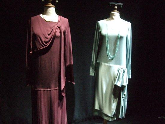Emerald Princess: Downton Abbey costumes on board