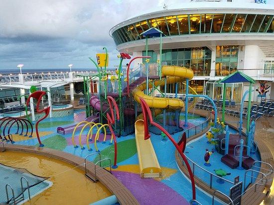 Liberty of the Seas: Splashaway Bay