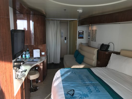 Norwegian Epic: Cabin