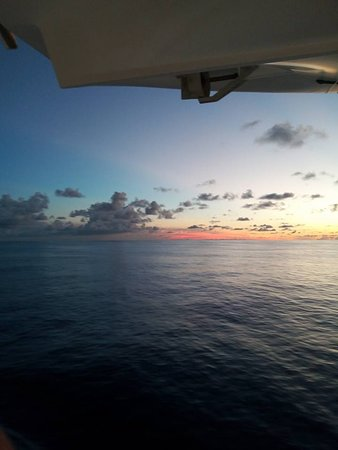 Carnival Magic: Sunset