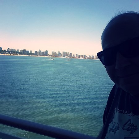 MSC Orchestra: Sailing away ....