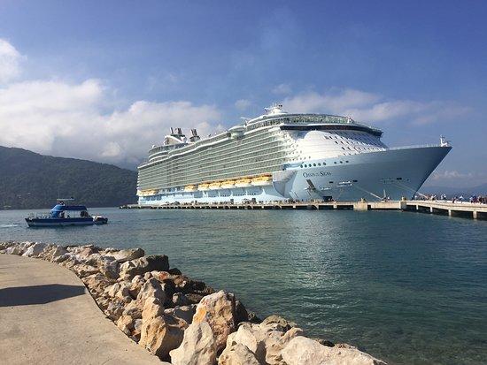 Oasis of the Seas: Labadee