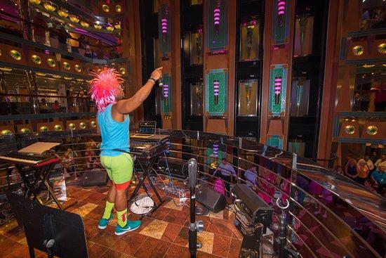 Carnival Magic: Dr. E Cruise Director of the Magic