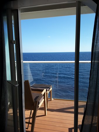 Oasis of the Seas: Life at Sea