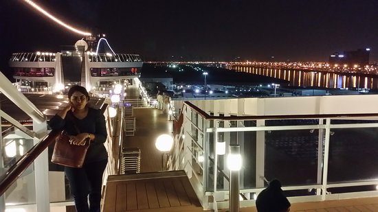 MSC Fantasia: Deck