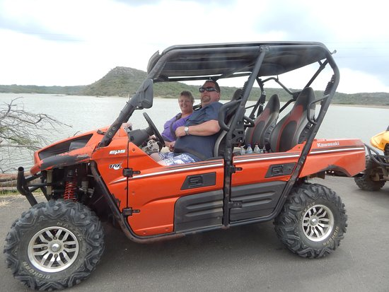 Celebrity Eclipse: Buggy tour in Curacao.  SO MUCH FUN!!!  6 hours, 57 miles.  We had a blast!
