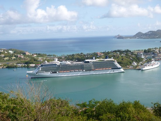 Celebrity Eclipse: Our ship