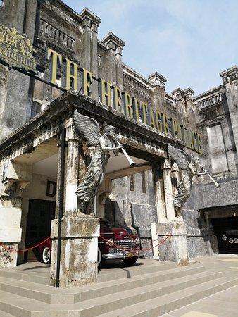 Sukoharjo, อินโดนีเซีย: Main area The Heritage Palace