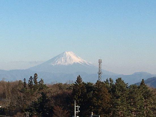 小淵沢駅展望デッキ