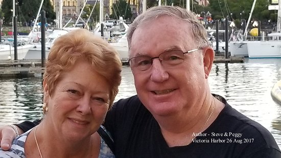 Emerald Princess: Steve & Peggy, retired and cruising with Princess Cruises