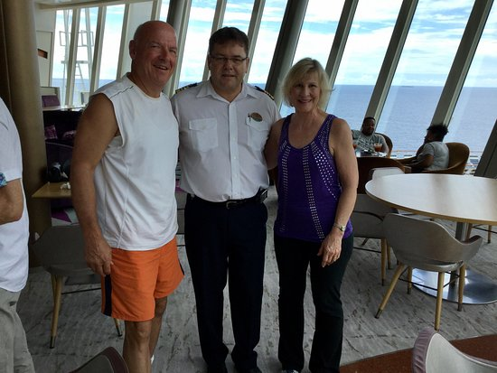 Awesome Cruise on the Oasis of the Seas with Captain Per. September 24th 2