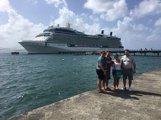 Celebrity Equinox: Port of Martinique