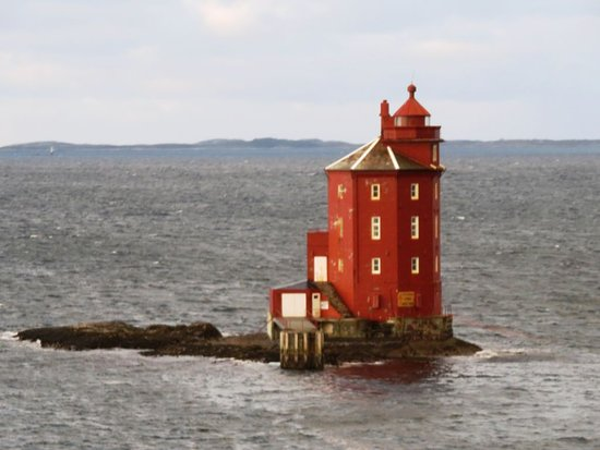 Nordlys: The only octagonal lighthouse on the Norwegian coast